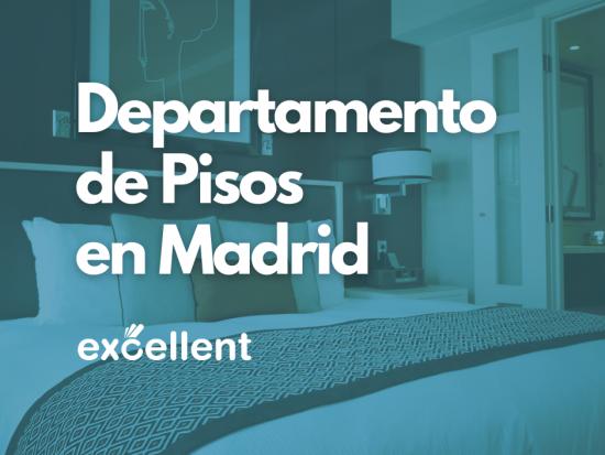 Departamento de Pisos en Madrid - Excellent