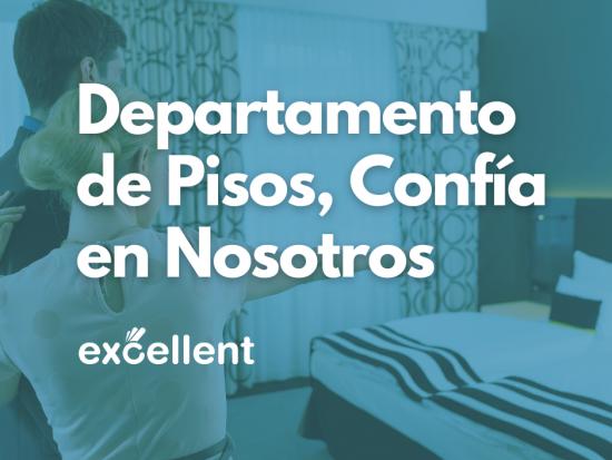 Departamento de pisos, confia en nosotros - Excellent