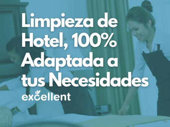 Limpieza de hotel en Madrid - Excellent