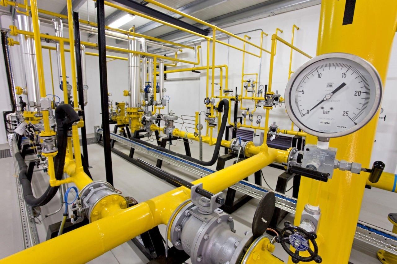 MANTENIMIENTO INDUSTRIAL DE INSTALACIONES DE GAS