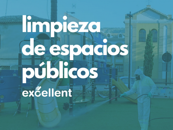 limpieza de espacios públicos - Excellent - Excellent